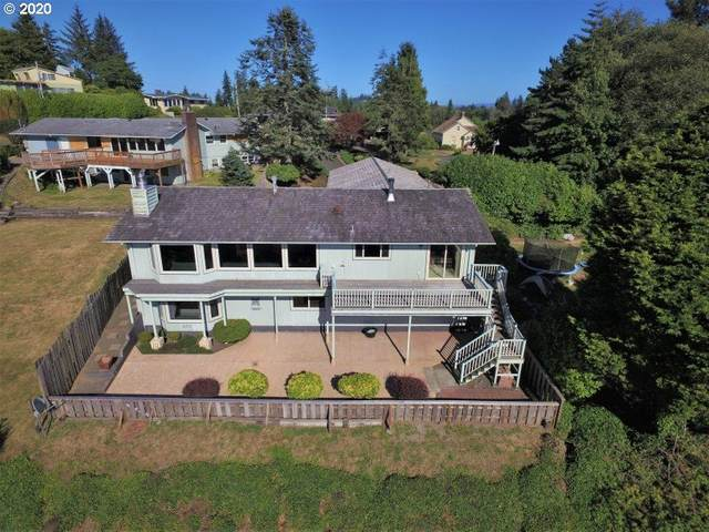 211 W Kensington Ave, Astoria, OR 97103 (MLS #20151360) :: Gustavo Group