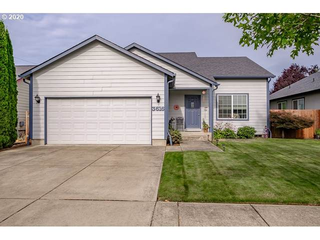 3616 Yogi Way, Eugene, OR 97404 (MLS #20151766) :: Fox Real Estate Group