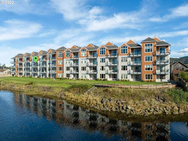 1000 N Holladay Dr #309, Seaside, OR 97138 (MLS #20152073) :: Holdhusen Real Estate Group