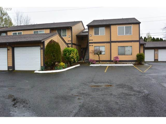607 SE 121ST Ave #34, Vancouver, WA 98683 (MLS #20152162) :: Fox Real Estate Group