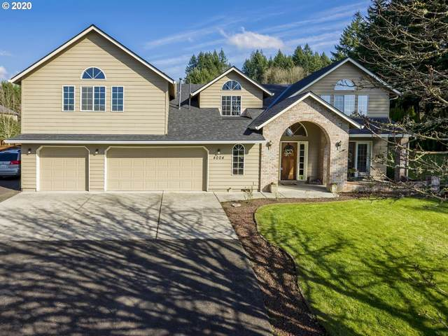 4004 NW Barlow Ct, Camas, WA 98607 (MLS #20152171) :: Song Real Estate