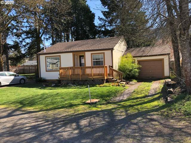 48466 Jasper Dr, Oakridge, OR 97463 (MLS #20152422) :: Song Real Estate