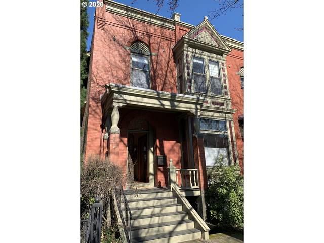 1719 NW Irving St, Portland, OR 97209 (MLS #20152435) :: McKillion Real Estate Group