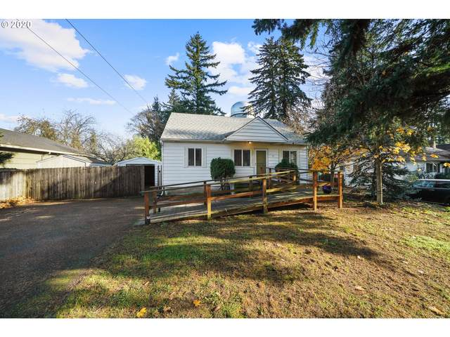 60 SE 126TH Ave, Portland, OR 97233 (MLS #20152765) :: Cano Real Estate