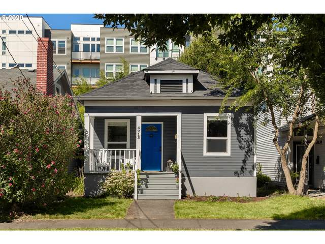 4213 NE Cleveland Ave, Portland, OR 97211 (MLS #20152782) :: Beach Loop Realty