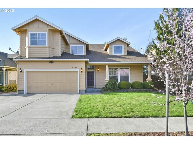 17804 SE 12TH Dr, Vancouver, WA 98683 (MLS #20153526) :: The Liu Group
