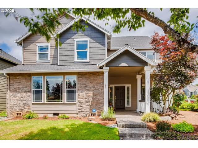 19607 Central Point Rd, Oregon City, OR 97045 (MLS #20154394) :: Fox Real Estate Group