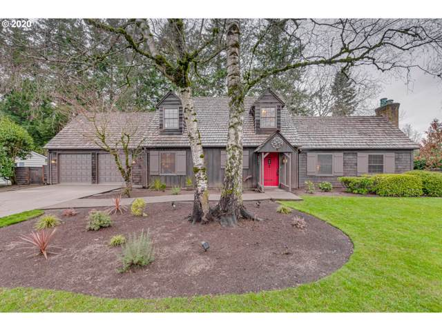 4301 SW 54TH Pl, Portland, OR 97221 (MLS #20155206) :: Song Real Estate