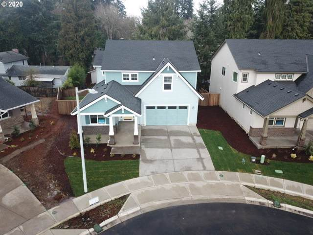 4195 SE Faith Ave Hs 30, Milwaukie, OR 97267 (MLS #20155287) :: McKillion Real Estate Group