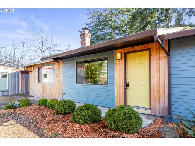 4424 NE Sumner St, Portland, OR 97218 (MLS #20155342) :: Matin Real Estate Group