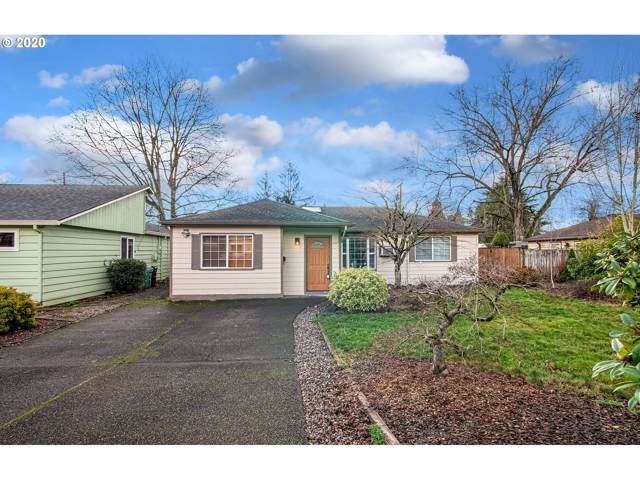 11960 SW Greenwood St, Beaverton, OR 97005 (MLS #20155386) :: Next Home Realty Connection