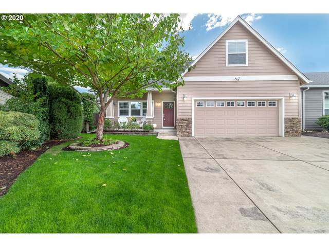 640 Ethan Ct, Springfield, OR 97477 (MLS #20155448) :: McKillion Real Estate Group