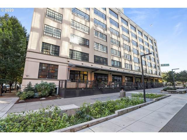 1400 NW Irving St #419, Portland, OR 97209 (MLS #20155903) :: Brantley Christianson Real Estate