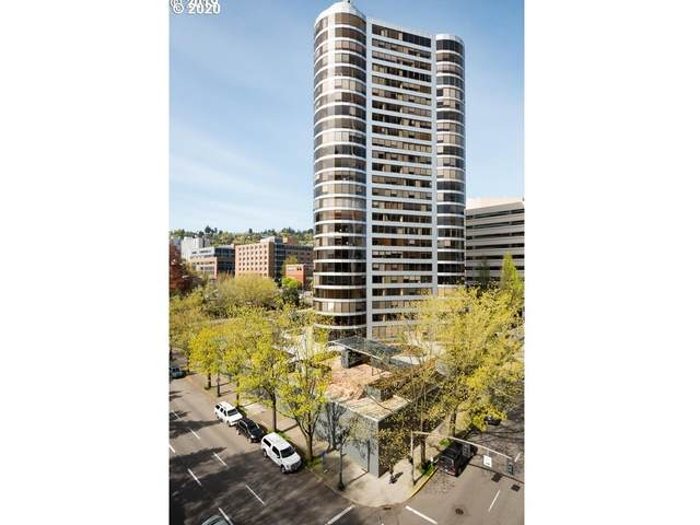 1500 SW 5TH Ave #1901, Portland, OR 97201 (MLS #20156739) :: Holdhusen Real Estate Group