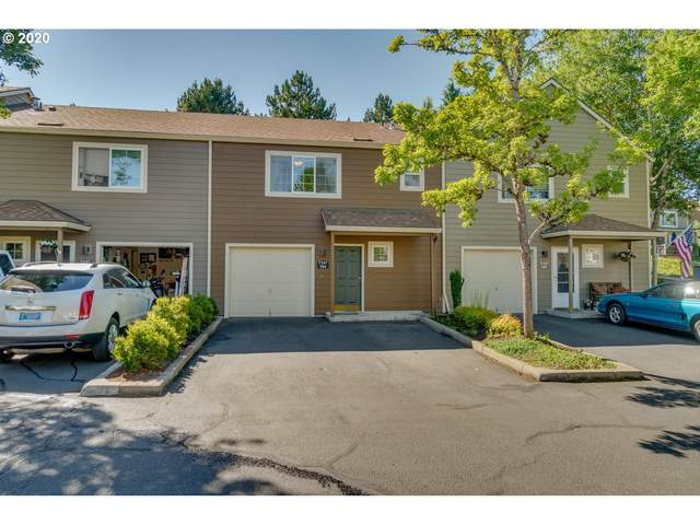 7147 SW Sagert St #104, Tualatin, OR 97062 (MLS #20157618) :: The Liu Group