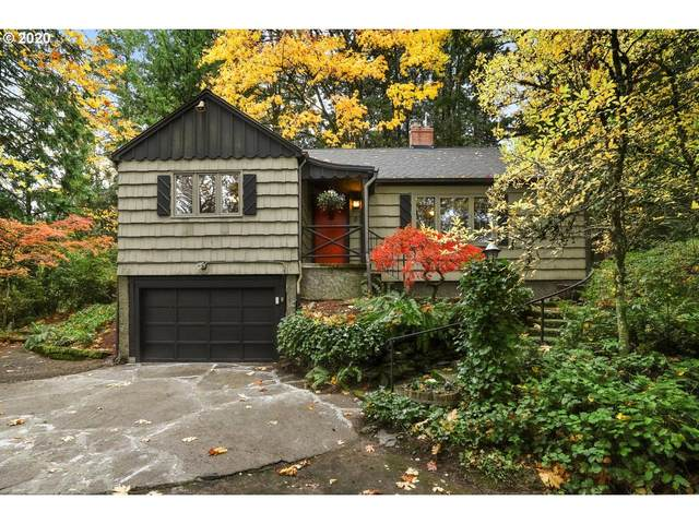 1615 SW Skyline Blvd, Portland, OR 97221 (MLS #20157803) :: Cano Real Estate