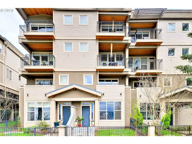 3123 N Willamette Blvd #103, Portland, OR 97217 (MLS #20157969) :: The Liu Group