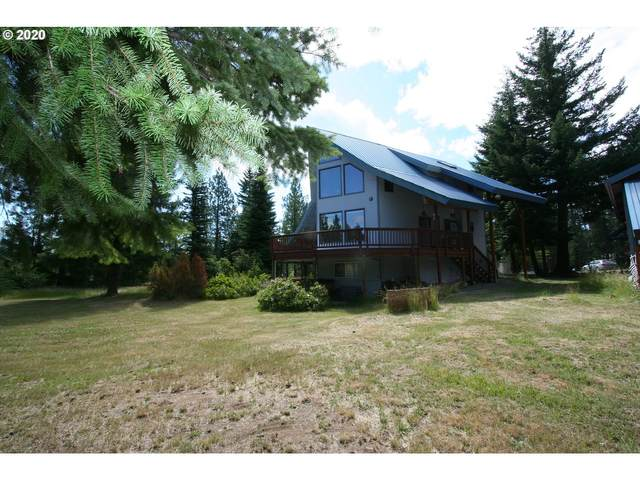 61 Dean Rd, Trout Lake, WA 98650 (MLS #20158116) :: Townsend Jarvis Group Real Estate
