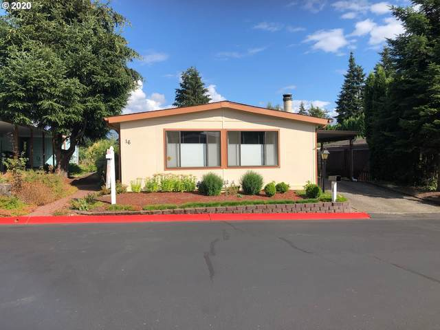 100 SW 195th Ave #16, Beaverton, OR 97006 (MLS #20158134) :: Stellar Realty Northwest