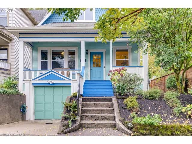 3324 SE Washington St, Portland, OR 97214 (MLS #20158197) :: Lux Properties