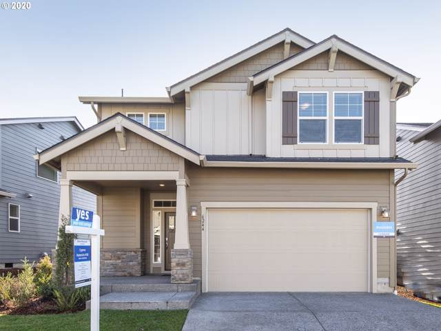 1573 S Evergreen St Hs 27, Canby, OR 97013 (MLS #20158284) :: Fox Real Estate Group