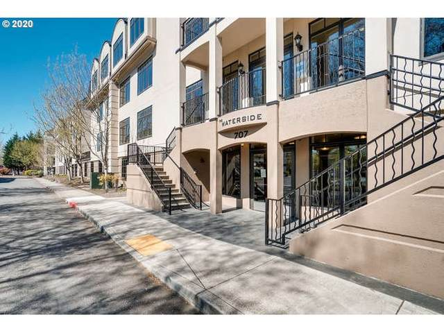 707 N Hayden Island Dr #401, Portland, OR 97217 (MLS #20158336) :: Fox Real Estate Group