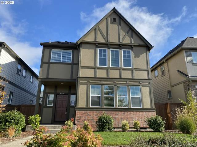 6729 NW Mayflower Pl, Portland, OR 97229 (MLS #20158785) :: Next Home Realty Connection