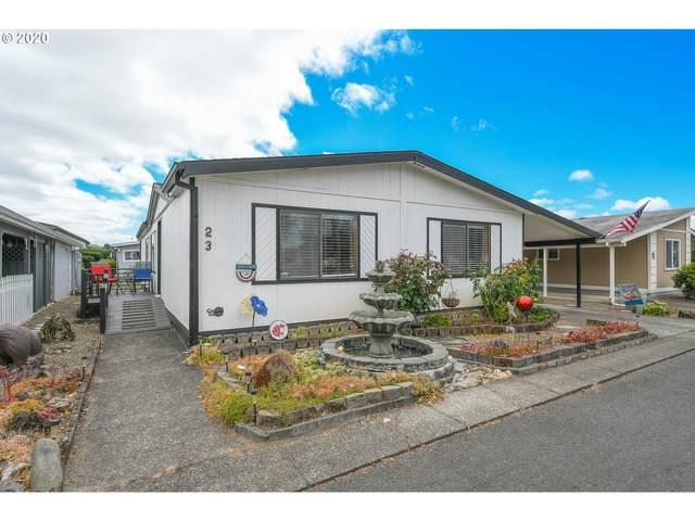 507 NE 99TH St #23, Vancouver, WA 98665 (MLS #20158903) :: Fox Real Estate Group
