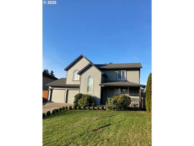 9012 NE 89TH Cir, Vancouver, WA 98662 (MLS #20159053) :: Brantley Christianson Real Estate