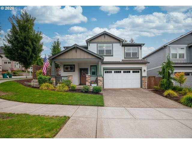 7617 SW Applegate Dr, Beaverton, OR 97007 (MLS #20159419) :: Cano Real Estate