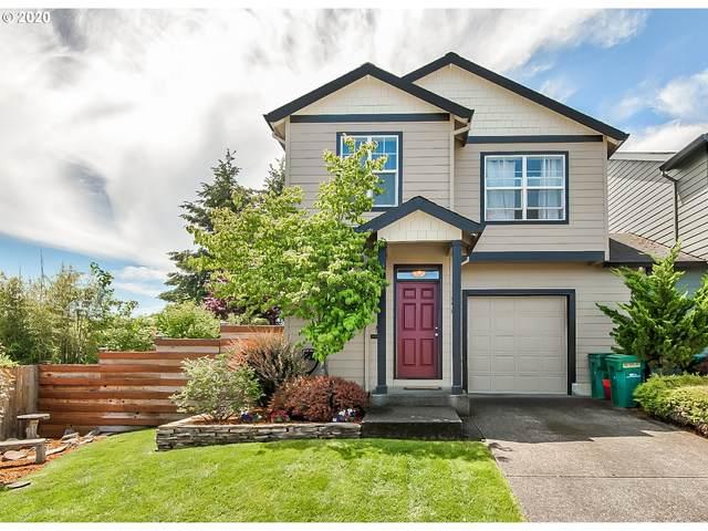 33956 SE Rolling Hills Dr, Scappoose, OR 97056 (MLS #20160382) :: Song Real Estate