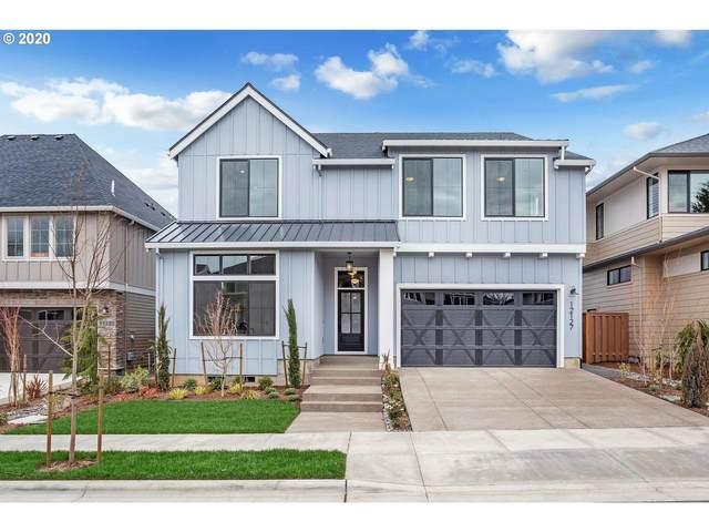 12127 NW Millford St Lt165, Portland, OR 97229 (MLS #20160553) :: Change Realty