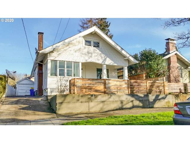 6936 N Mississippi Ave, Portland, OR 97217 (MLS #20160614) :: The Liu Group
