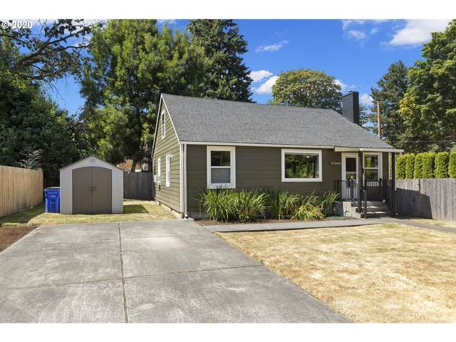 10246 N Leonard St, Portland, OR 97203 (MLS #20160917) :: Change Realty