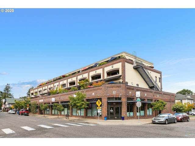 7870 SE 13TH Ave #207, Portland, OR 97202 (MLS #20160953) :: Townsend Jarvis Group Real Estate