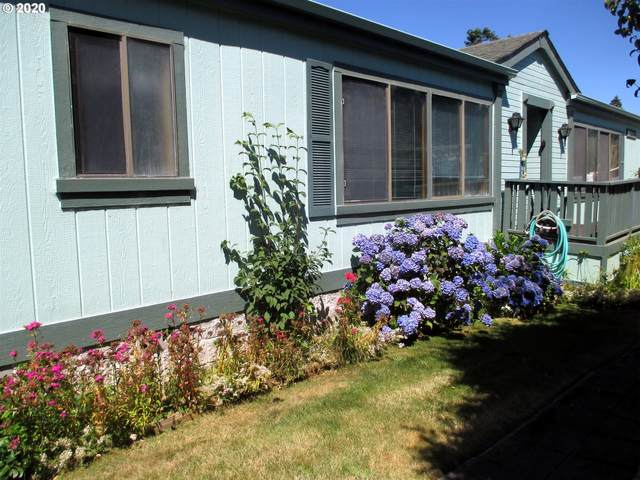 1172 4TH St NE, Bandon, OR 97411 (MLS #20161073) :: Beach Loop Realty
