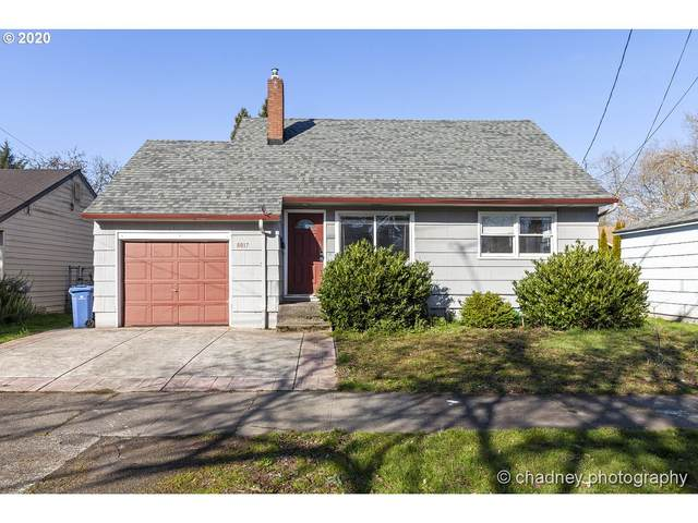 8017 N Polk Ave, Portland, OR 97203 (MLS #20161124) :: Next Home Realty Connection