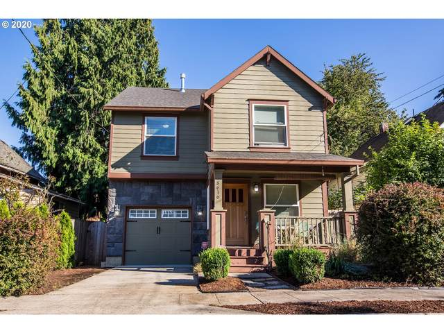 8616 N Olympia St, Portland, OR 97203 (MLS #20161337) :: Song Real Estate