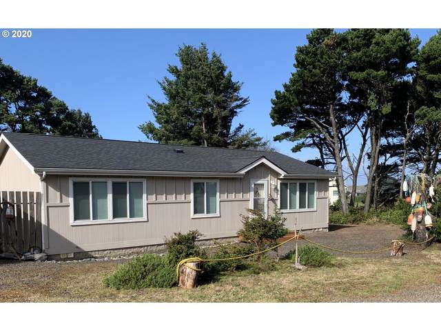 11633 NE Benton St, Newport, OR 97365 (MLS #20161570) :: Beach Loop Realty