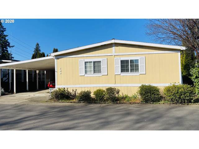 18485 SW Pacific Dr #123, Tualatin, OR 97062 (MLS #20161637) :: McKillion Real Estate Group