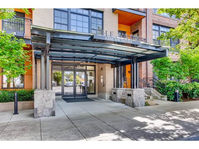 2350 NW Savier St B114, Portland, OR 97210 (MLS #20162146) :: Premiere Property Group LLC