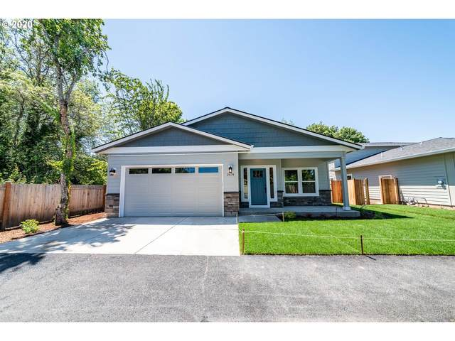 2874 Bailey Ln, Eugene, OR 97401 (MLS #20162237) :: Fox Real Estate Group