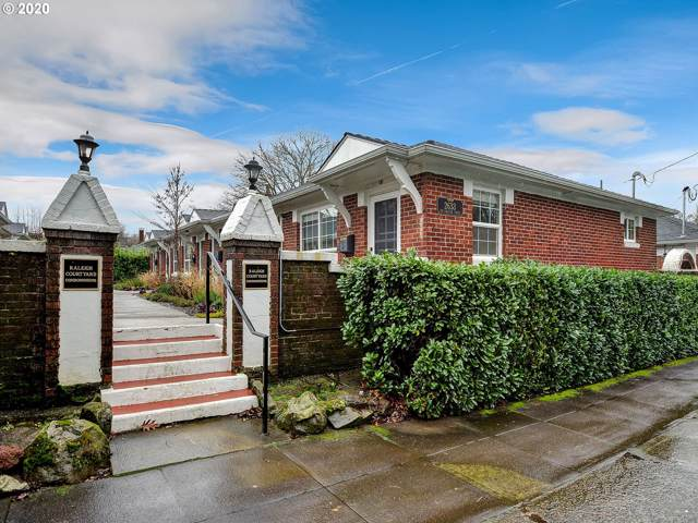 2633 NW Raleigh St #31, Portland, OR 97210 (MLS #20162776) :: Premiere Property Group LLC