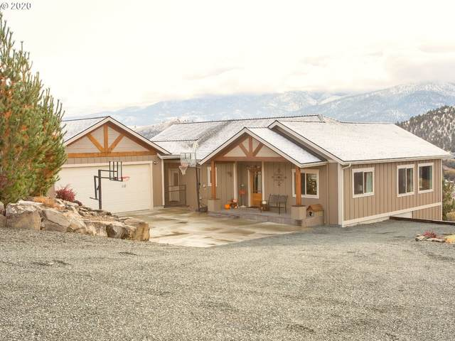 201 Valley View Dr, John Day, OR 97845 (MLS #20163100) :: Lux Properties