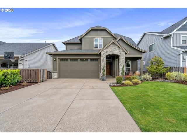 603 N Eagle St, Newberg, OR 97132 (MLS #20163293) :: Fox Real Estate Group