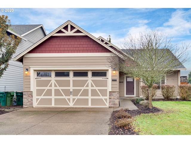 585 Donna Dr, Newberg, OR 97132 (MLS #20163331) :: Fox Real Estate Group