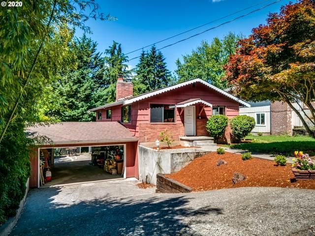 10017 SE Helena St, Milwaukie, OR 97222 (MLS #20163353) :: Fox Real Estate Group