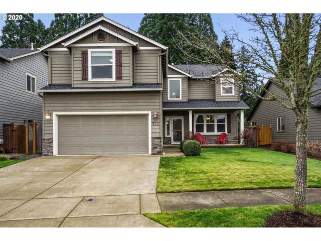 913 North Pointe Dr, Albany, OR 97321 (MLS #20163486) :: Team Zebrowski