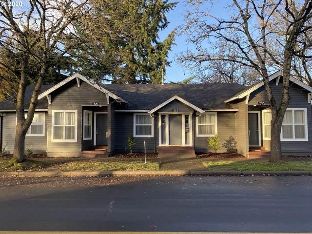 581 Highland Ave, Salem, OR 97301 (MLS #20163708) :: Cano Real Estate