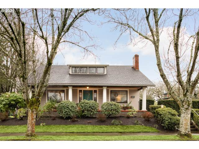 2634 NE Tillamook St, Portland, OR 97212 (MLS #20164051) :: Next Home Realty Connection